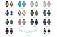 Zegarek unisex Charles BowTie HALSA.N.B - zdjęcie 5