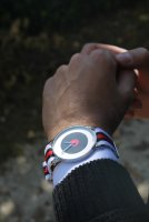 Zegarek unisex Charles BowTie IPLSA.N.B - zdjęcie 5
