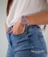 Zegarek unisex Charles BowTie NELSA.N.B - zdjęcie 5