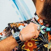 Zegarek unisex Charles BowTie CALSA.N.B - zdjęcie 5