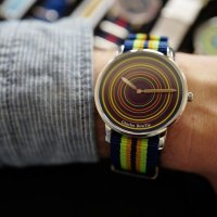 Zegarek unisex Charles BowTie EDLSA.N.B - zdjęcie 5
