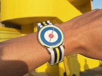 Zegarek unisex Charles BowTie HALSA.N.B - zdjęcie 9